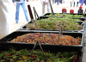 Buffet Salad for Wedding Perth